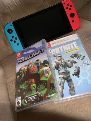 Nintendo switch for Sale in Smyrna, GA