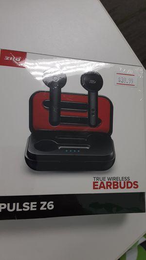 Zizo wireless earbuds for Sale in San Angelo, TX