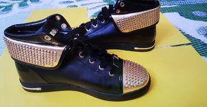 Michael Kors Black Sneaker Shoes for Sale in Glendale, AZ
