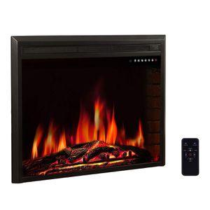 RW936A Electric Fireplace freestanding recessed calenton for Sale in San Bernardino, CA