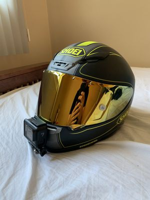 Shoei rf1200 flagger motorcycle helmet for Sale in Queens, NY