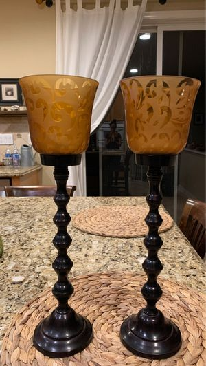 Gorgeous candle/tea light holders for Sale in Chula Vista, CA