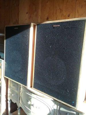 Klipsch Speakers (Set of 2) for Sale in Santa Clara, CA