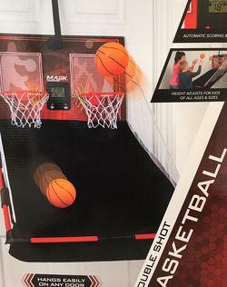 New In Box Double Basketball Door Hoop for Sale in Scappoose,  OR