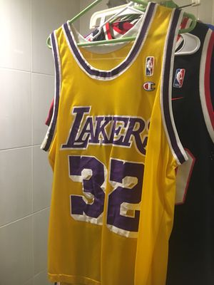 Vintage original Magic Johnson Lakers Jersey (Fits like a large) for Sale in Washington, DC