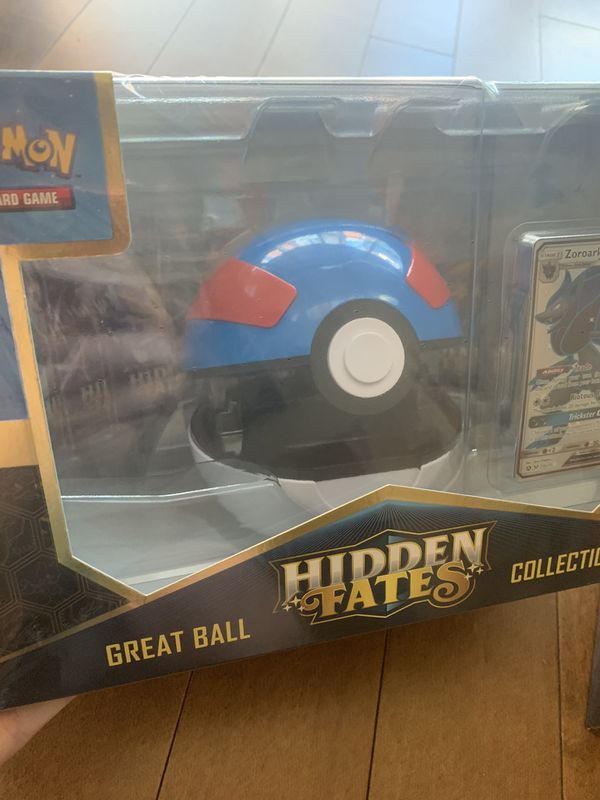 Hidden Fates Collections Pokemon All Factory Sealed!