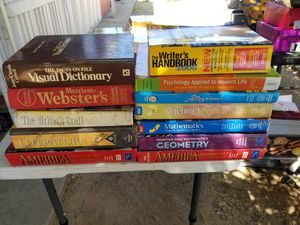 School books for home schooling for Sale in Fresno, CA