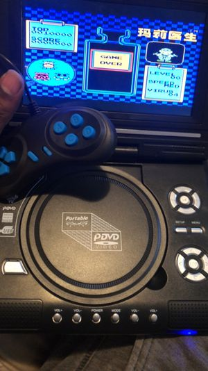 Portable DVD player for Sale in St. Petersburg, FL