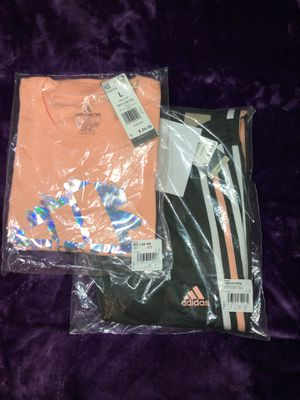 Women's Adidas Outfit Sz Large for Sale in Akron, OH