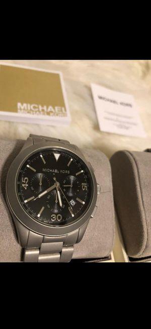 MICHAEL KORS NEW FOR MEN for Sale in Highland, CA