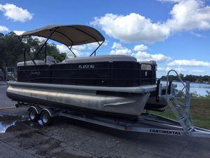 2017 PONTOON BOAT for Sale in Orlando, FL