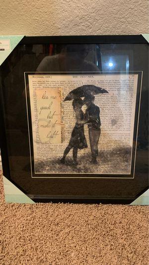 Kiss me wall art for Sale in La Habra Heights, CA