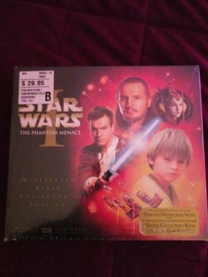 Star Wars collection video special edition for Sale in Huntington Beach, CA