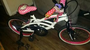Hello kitty 18inch Girls Bike for Sale in Forest Park, GA