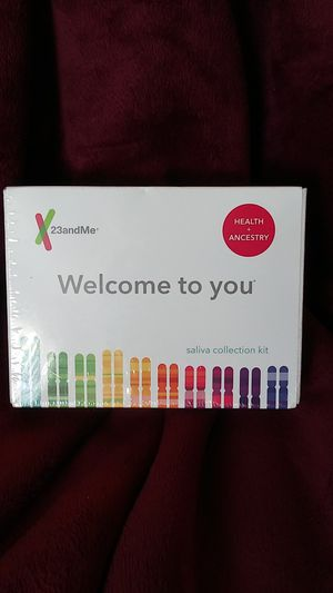 Gene Test Kit Ancestry + Health for Sale in Las Vegas, NV