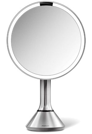 Simplehuman Sensor Lighted Makeup Vanity Mirror for Sale in Rowlett, TX