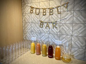Mimosa bar and favors for Sale in Bellevue, WA