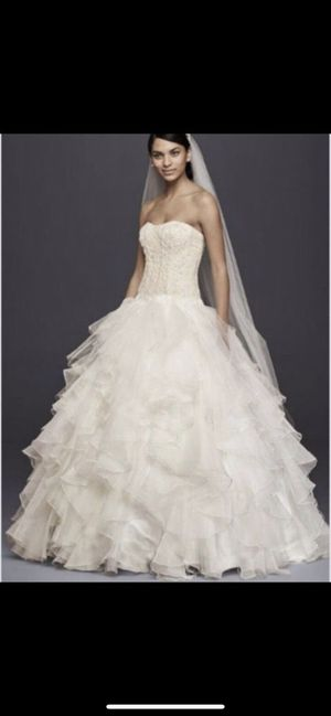 Wedding Dress for Sale in Glen Burnie, MD