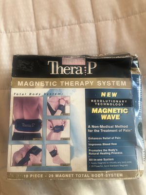 Magnetic therapy system for Sale in Upland, CA