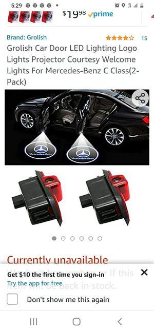 Mercedes projector lights for Sale in Montebello, CA