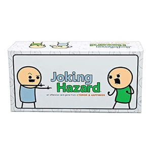 NIB Cyanide & Happiness Joking Hazard Adult Offensive Card Game Party Game Night for Sale in Framingham, MA