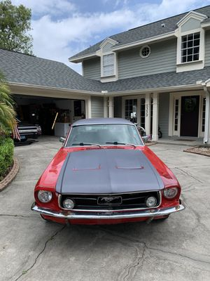 1967 Ford Mustang Coupe V8 for Sale in Belle Isle, FL