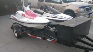 Two '91 Yamaha, Waverunner III/VXR. for Sale in West Covina, CA