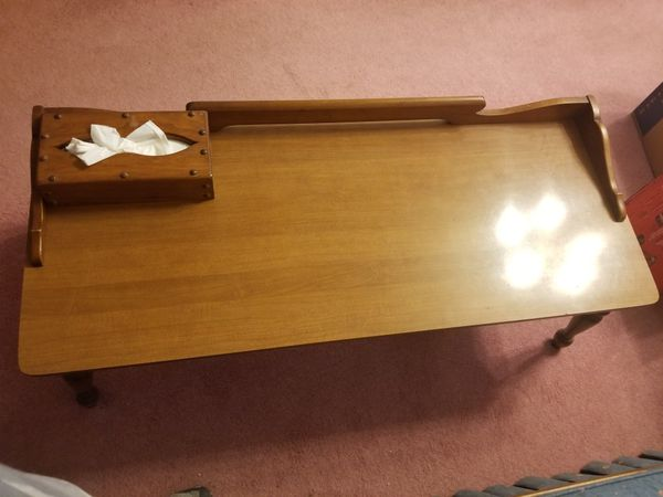 Vintage Mersman solid maple wood coffee table