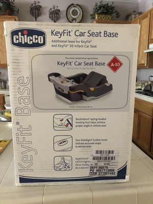 KeyFit infant car seat base for Sale in Sacramento, CA