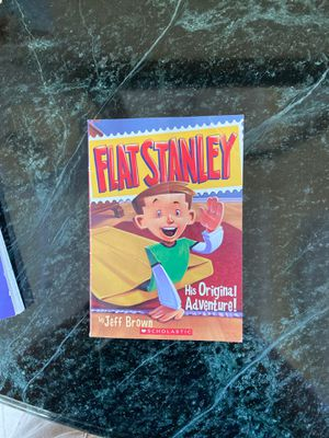 Flat Stanley books for Sale in Boca Raton, FL