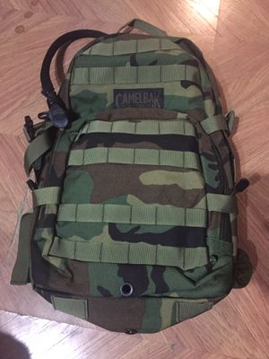 HAWG camo CAMELBAK 3 liters for Sale in Arlington, VA