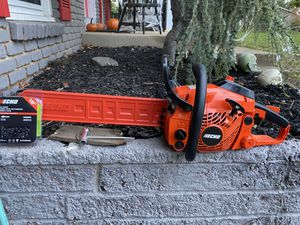 """Echo 18"""" chainsaw for Sale in Toms River, NJ"""