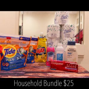 Household Bundle for Sale in Baltimore, MD