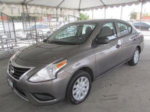 2015 Nissan Versa for Sale in Gardena, CA