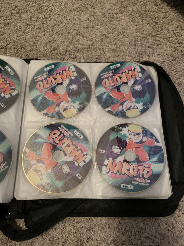 Anime collection all in perfect condition