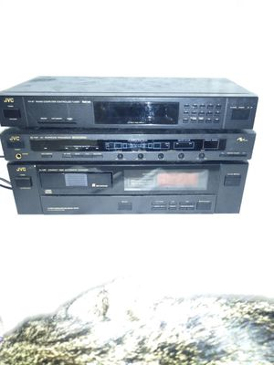 Jvc sound system for Sale in Houston, TX