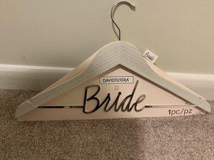 Brand new bride hanger for Sale in Fairfax, VA