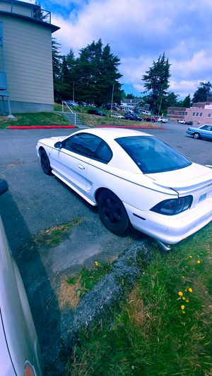 White 1994 Ford Mustang for Sale in SeaTac, WA