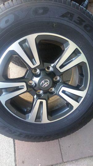 17. Wheel. Toyo tires. 730$$ for Sale in Ontario, CA
