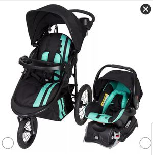 Baby trend jogging travel system for Sale in Hampton, VA