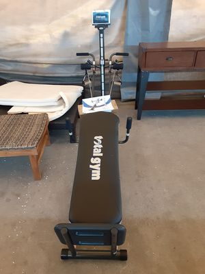 Total gym 1600 for Sale in Fontana, CA