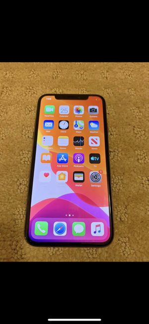 iPhone X for Sale in Winchester, VA