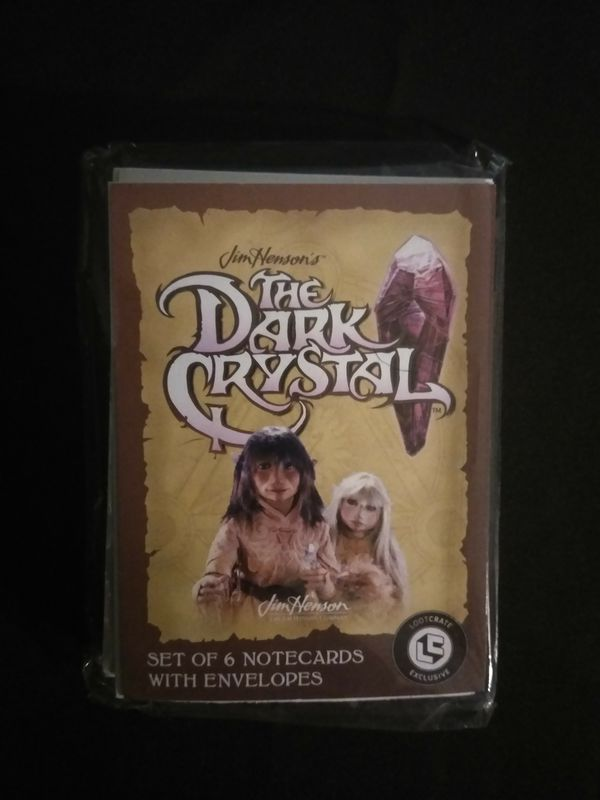 The Dark Crystal Note cards