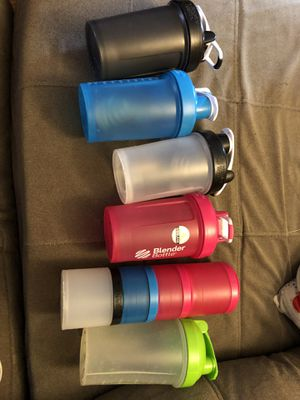 Blender bottles for Sale in Sterling, VA
