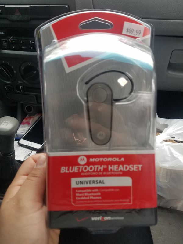 New in box Bluetooth headset