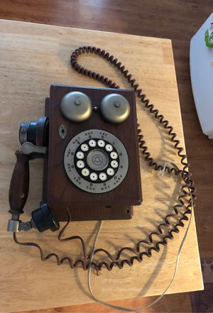 Western electric wall phone for Sale in Florissant, MO