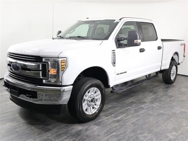 2019 Ford F-250 Super Duty V8