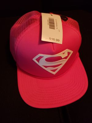 Super girl hat for Sale in Hemet, CA