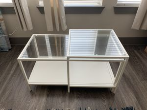 Stackable coffee table for Sale in Garland, TX