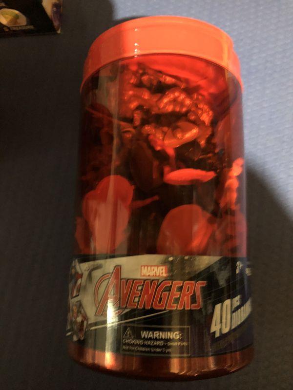 Marvel avengers 40 piece dioramas